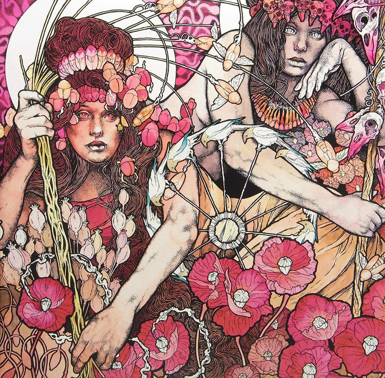 Baroness Red Album