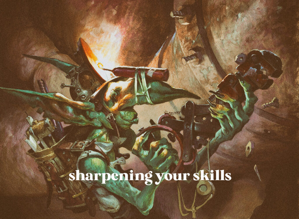 【MTG翻訳】Sharpening Your Skills By Raphael Levy MTG上達 チェスとポーカーのスキルでゲームを分析・評価する